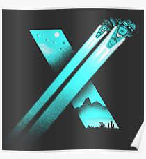 XENO CROSS Poster