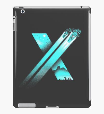 XENO CROSS iPad Case/Skin