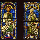Medieval Stained Glass  by John Gaffen