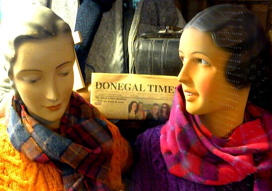 Donegal Ladies by ©The Creative  Minds