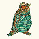 Ethnic Penguin by Pom Graphic Design