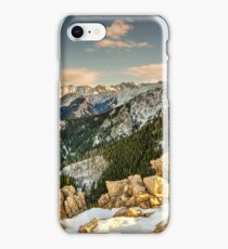 HDR Mountain Landscape iPhone Case/Skin