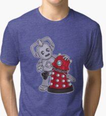 Destructive Hugs Tri-blend T-Shirt