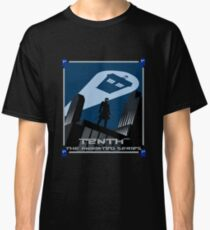 TENTH - THE ANIMATED SERIES Classic T-Shirt