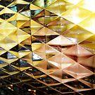 Triangles Into Diamonds by WildestArt