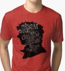 DrunkLock Tri-blend T-Shirt