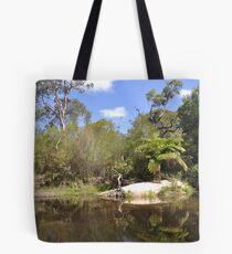 Bush oasis, Sydney, Australia Tote Bag