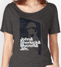 SherlockWatson Women's Relaxed Fit T-Shirt