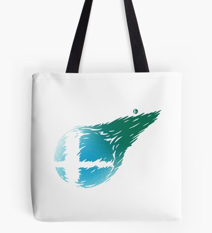CLOUD SMASH Tote Bag