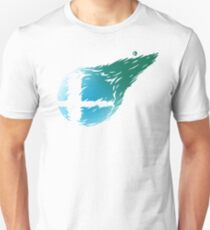 CLOUD SMASH Unisex T-Shirt