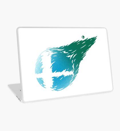 CLOUD SMASH Laptop Skin