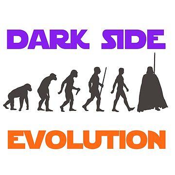 Dark Side Evolution by julcenei