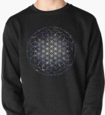 Flower Of Life - Sacred Geometry Star Cluster Pullover