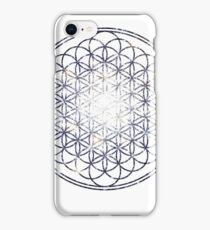 Flower Of Life - Sacred Geometry Star Cluster iPhone Case/Skin