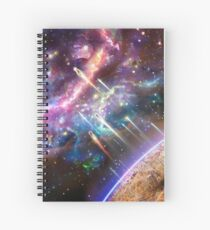 Time For Us To Leave! Spiral Notebook
