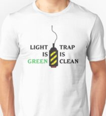 Ghostbusters - Light is Green, Trap is Clean T-Shirt