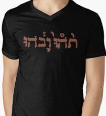 Slow Riot for New Zero Kanada Men's V-Neck T-Shirt