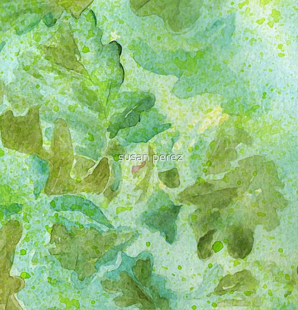 Eichenblätter von susanPerez