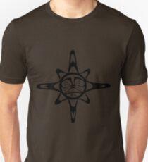 Mesoamerica Sun God Unisex T-Shirt