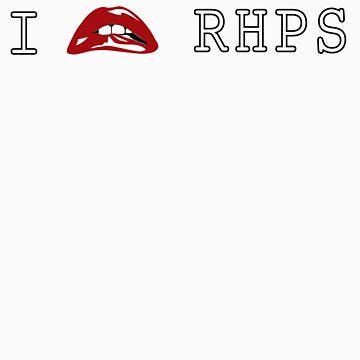 I <3 RHPS by Sydneyjstevens