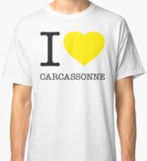 I ♥ CARCASSONNE Classic T-Shirt