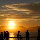 Byron Bay Sunset 2 by Jack Bridges