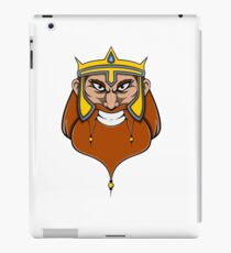 Grinning Viking King of the North iPad Case/Skin