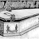 Coffin Valentine by MarkHackett