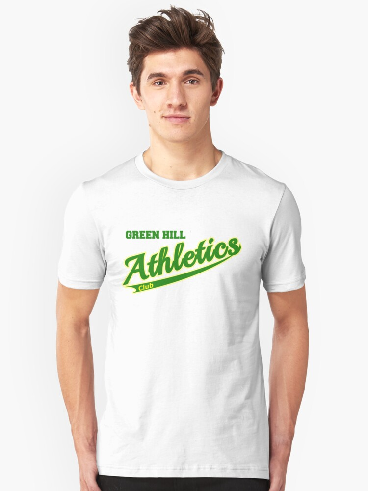 Green Hills Athletics Club Unisex T-Shirt Front