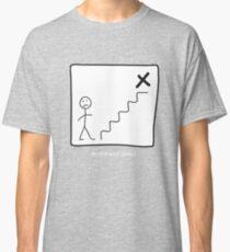 Wayne's World - No Stairway? Denied. [LARGE IMAGE] Classic T-Shirt