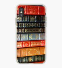 Book Worm iPhone Case