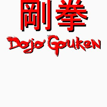 Dojo Gouken by monkier