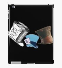 Mad Hatter - All the hats iPad Case/Skin