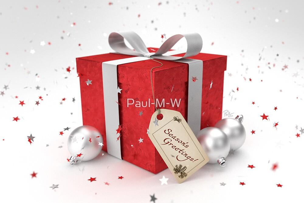 Season's Greetings! by Paul-M-W