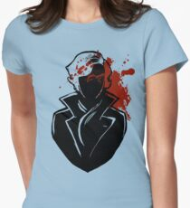 The Fall Womens Fitted T-Shirt