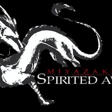 spirited away haku dragon by tvdesigns21