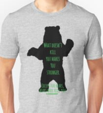 Bears Kill Color Unisex T-Shirt