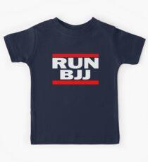 Run BJJ Kids Clothes