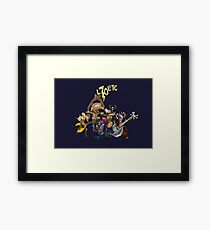 Level 70 Elite Tauren Chieftain (L70ETC) Framed Print