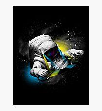 Space Beats Photographic Print