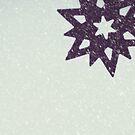 snowflake by beverlylefevre