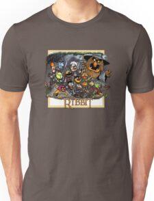 The Ribbit Unisex T-Shirt