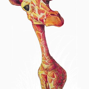 Hello There Giraffe by ssliwa1