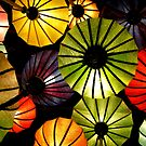 Oriental lanterns by Paige