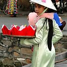 Girl in Hoi An by Paige