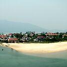 Vietnamese beach by Paige