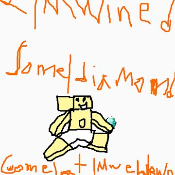 Cwome a mweh bwo - Minecraft by AlexanderCoburn