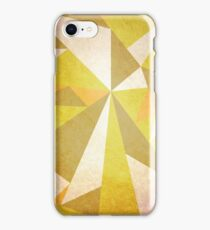 Blitzed Gold iPhone Case/Skin