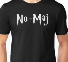 No-Maj Design (White) - FANTASTIC BEASTS AND WHERE TO FIND THEM Unisex T-Shirt