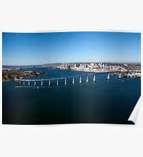 Mission Bay, San Diego Poster